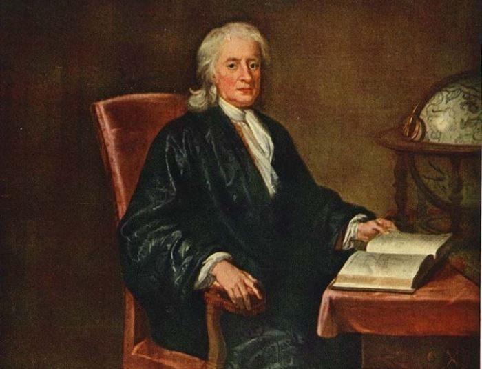 Тайная жизнь великого Ньютона