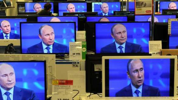 «Самый могущественный человек мира»— CNN анонсировал репортаж оПутине  (ФОТО)