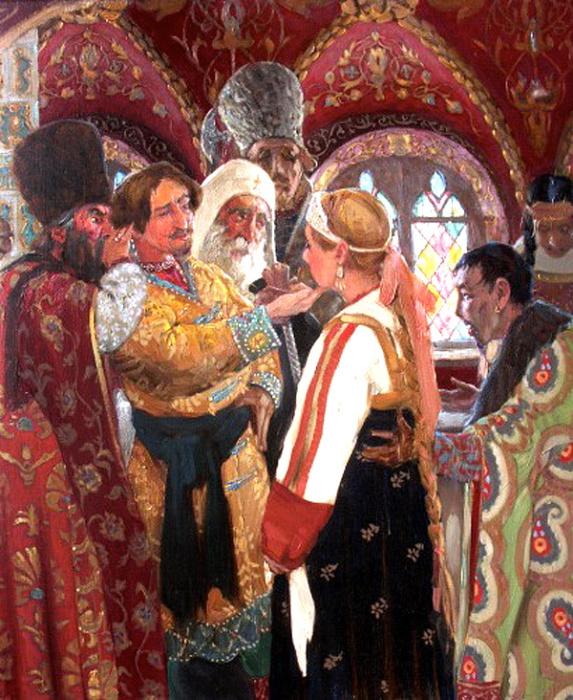Выбор невесты. Кириллов И.