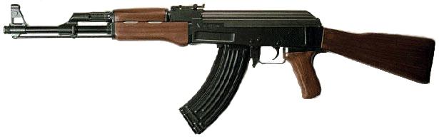 Автомат Калашникова: эволюция легендарного оружия
