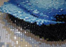 Алмазная вышивка — техника выполнения