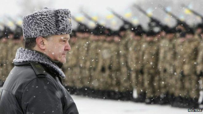 У Полторака заявили, что армия готова к введению военного положения