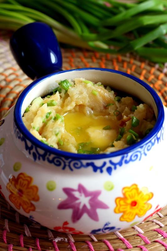 Callcannon (колканнон - ирландское картофельное пюре)