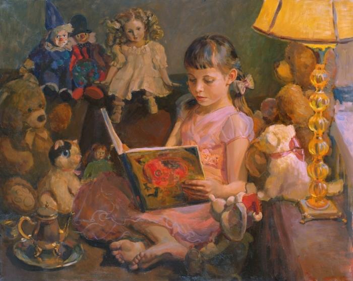 Сказки куклам. Автор: Молодых Мария.