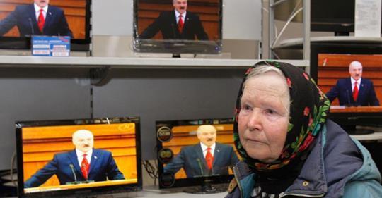Белорусское ТВ назвало русск…
