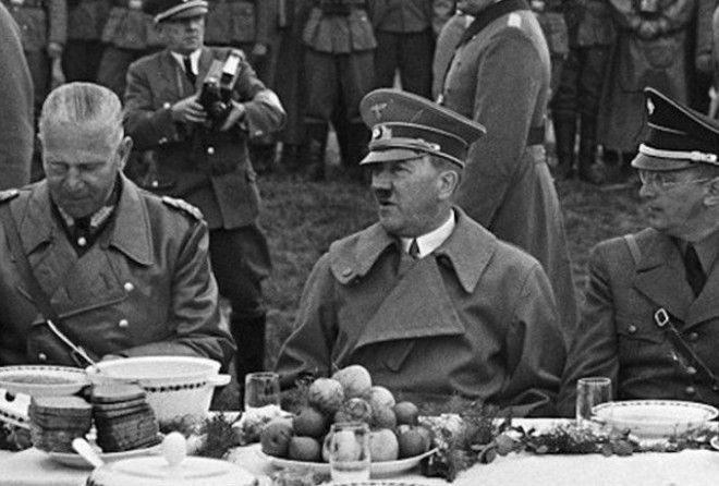 Гастрономические пристрастия диктаторов 20-го века