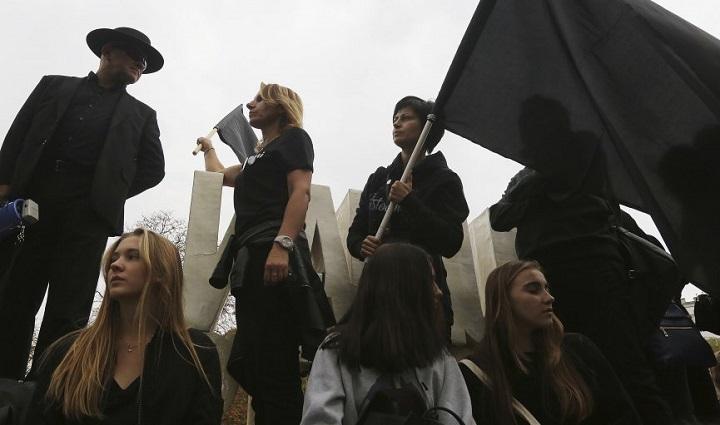 Граждане Польши выступили против запрета абортов