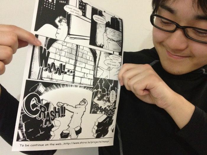 Комиксы для детей и взрослых. | Фото: VREAK.
