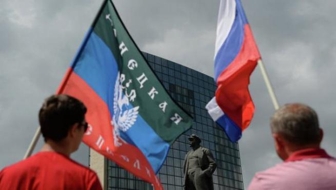 Киев в глухом тупике. РФ признает Донбасс уже в этом году