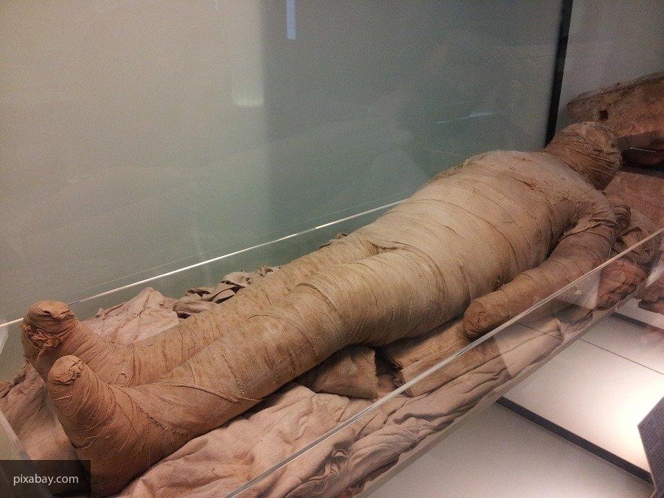 Российские археологи нашли у…