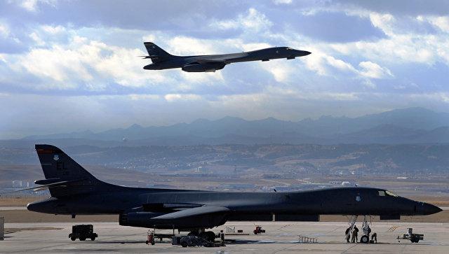 КНДР назвала полеты бомбардировщиков США толчком к ядерной войне