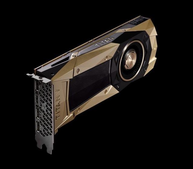 Nvidia показала «самую мощную в истории» видеокарту за три тысячи долларов