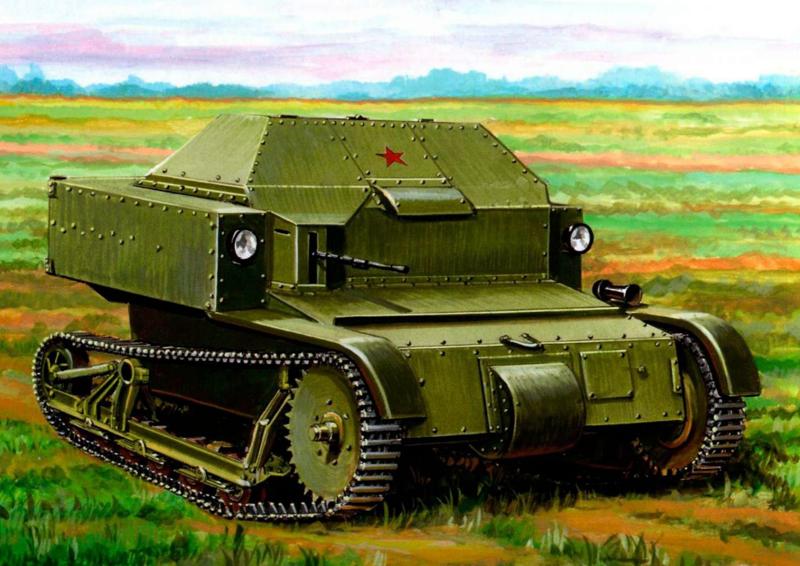 С каким вооружением СССР встретил нападение Германии 22 июня 1941-го года (часть I)