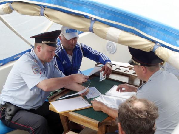 Морской помощник полиции Севастополя