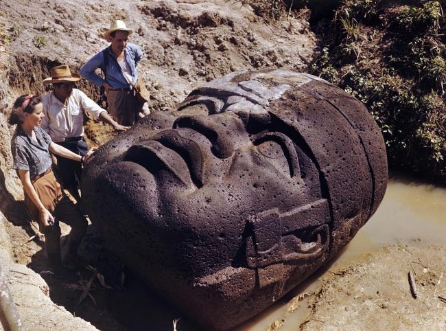 11 археологических фото, которые доказывают, что этот мир все еще скрывает в себе массу тайн