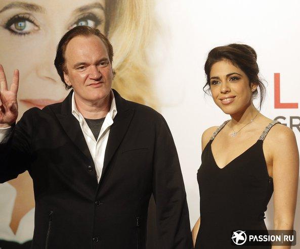 Квентина Тарантино бросила девушка, с которой он не готов завести детей