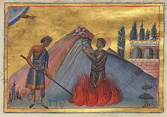 В Никополе униаты, католики, филаретовцы, иудеи и адвентисты объединились против христианского святого
