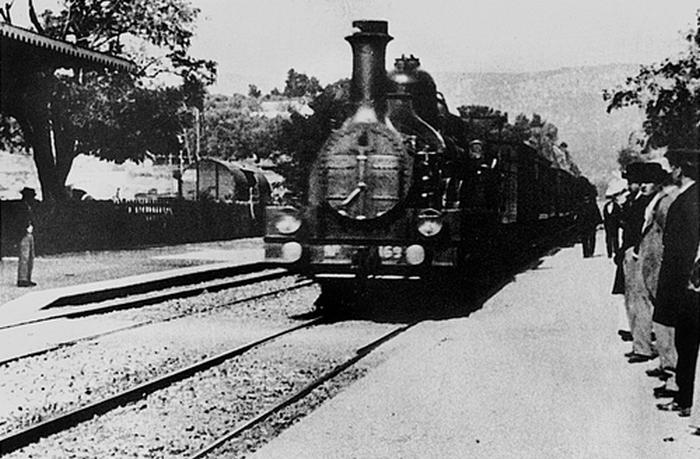 «Прибытие поезда» - фильм, который вызвал панику в зрительном зале