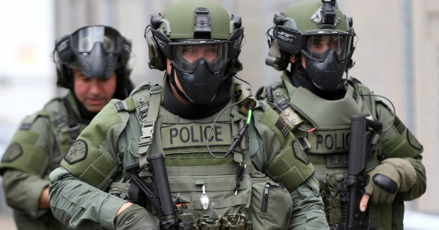 США готовятся к крупным протестам и демонстрациям