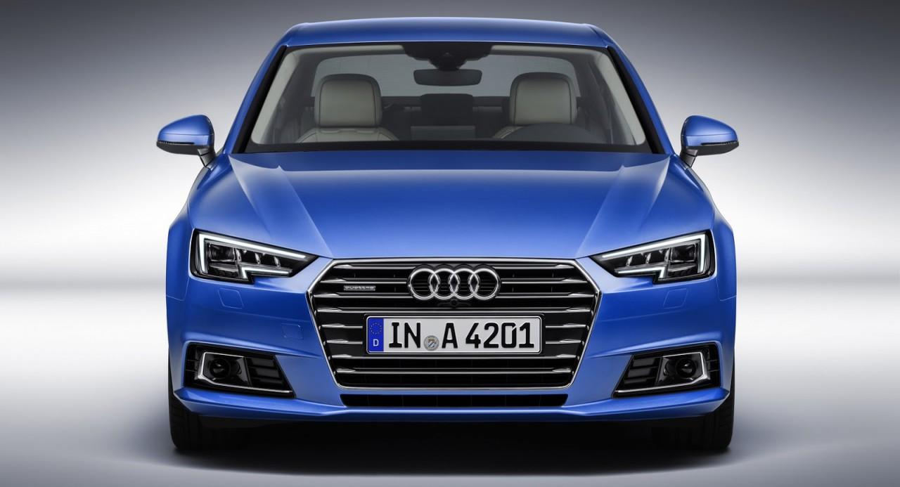 Новую Audi A4 можно будет заказать в середине осени