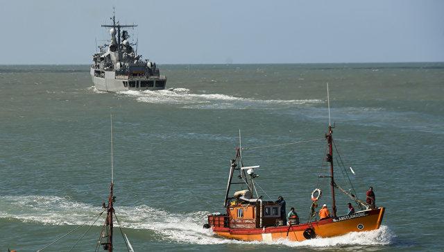 В районе исчезновения аргентинской подлодки прогремел взрыв