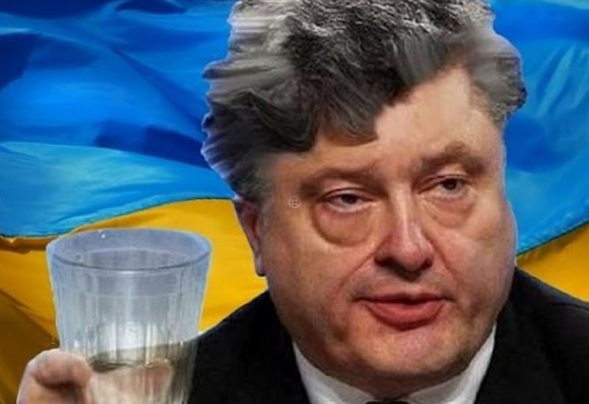 Как к президенту Украины «заходят с тыла»