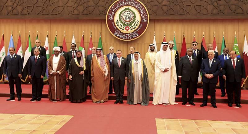 Башар Асад «расколол» арабский мир?