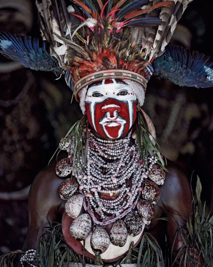 Умопомрачительные фотографии последних выживших племен на земле