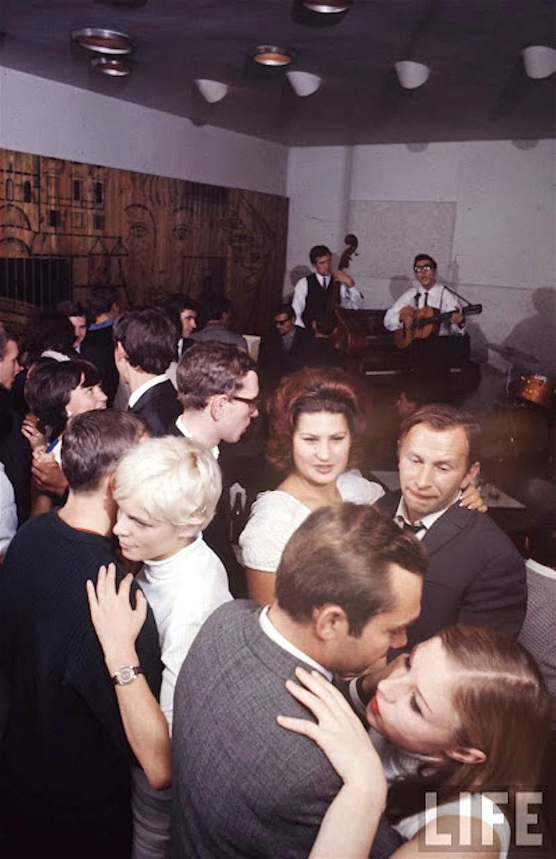 Как жила советская молодёжь в 1967 году. Снимал американский фотограф Билл Эппридж 39