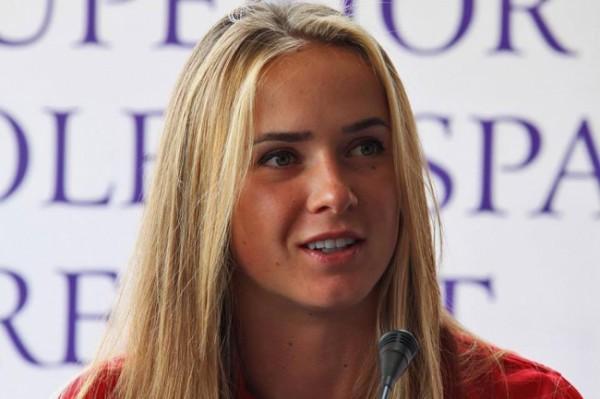 Украинская теннисистка Свитолина: Кубок Кремля закрыл мне ход на Украину