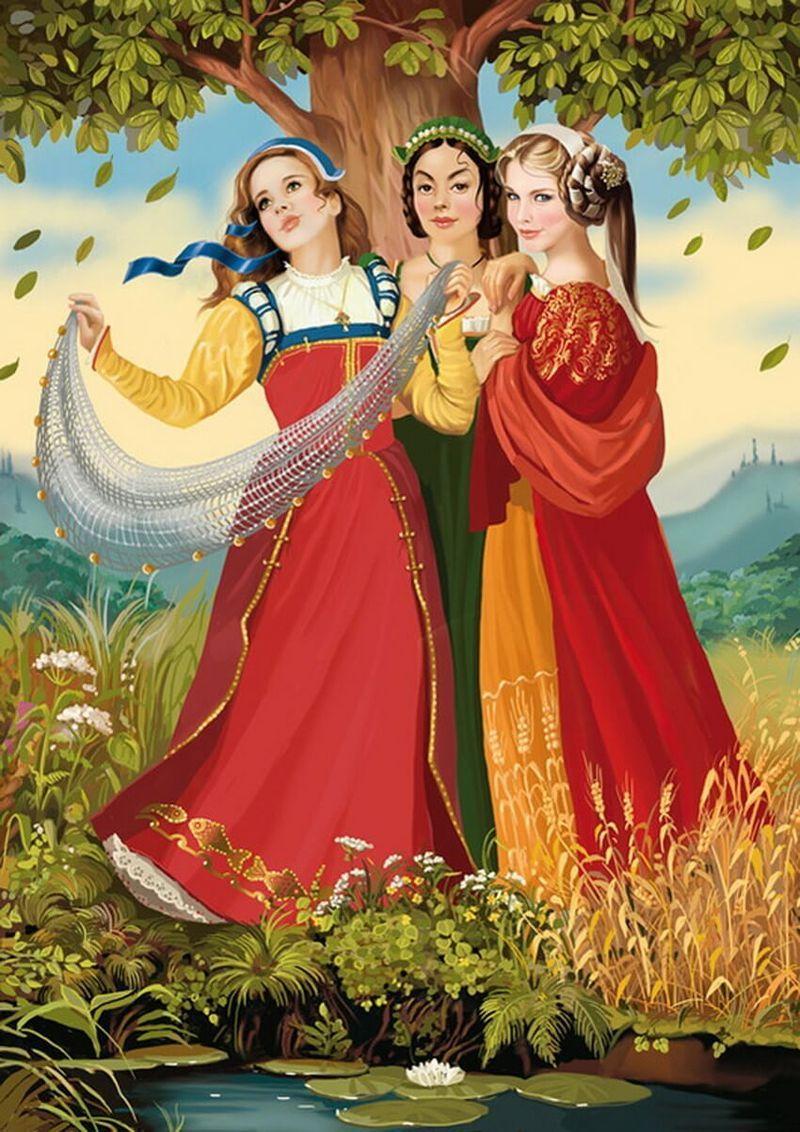 3 сестры и судьба