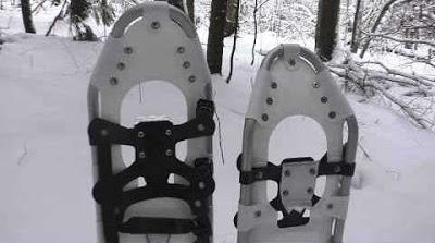 Снегоступы. Тест дилетанта