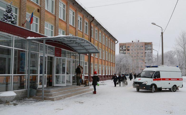 Учительница приняла удар на себя во время резни в Перми