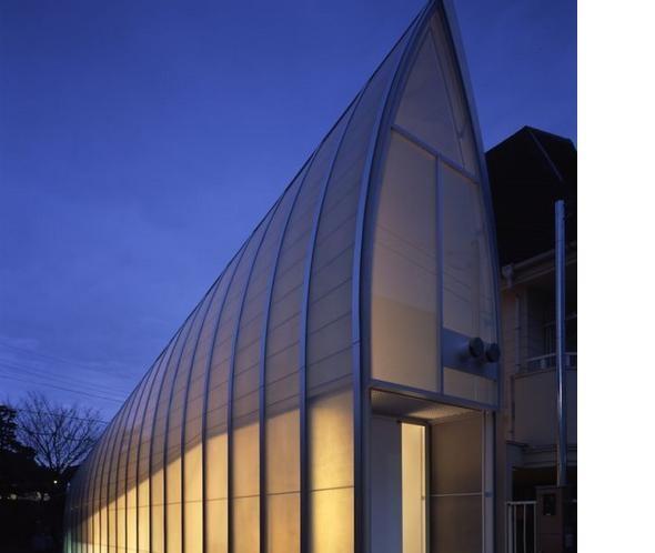 Самые узкие дома в мире