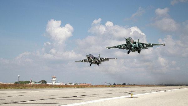 ВКС РФ нанесли новые удары по ИГ в сирийской провинции Хама