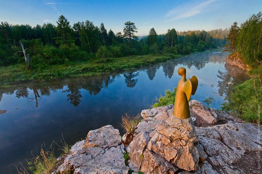 """Природный парк """"Оленьи ручьи""""."""