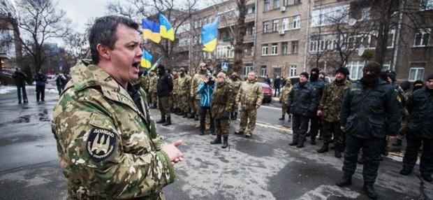 Боевики Парасюка и Семенченк…