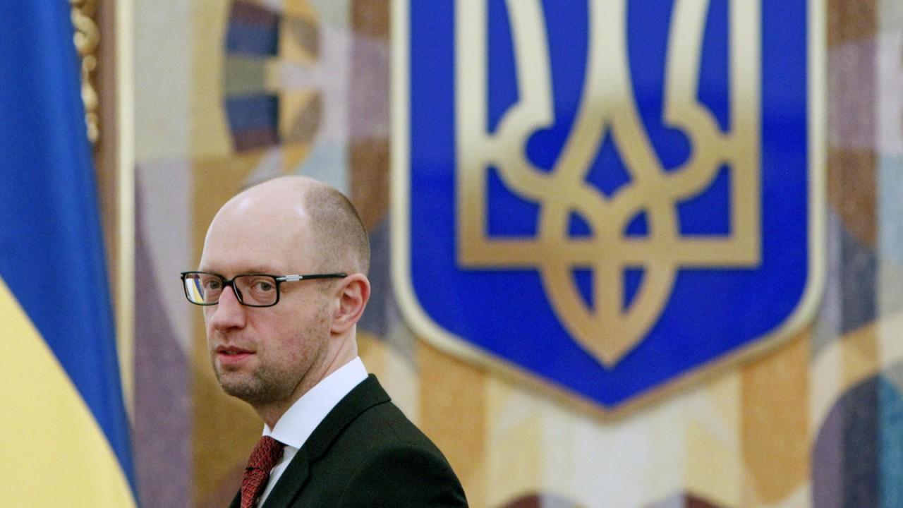 Яценюк прокомментировал свой заочный арест в РФ