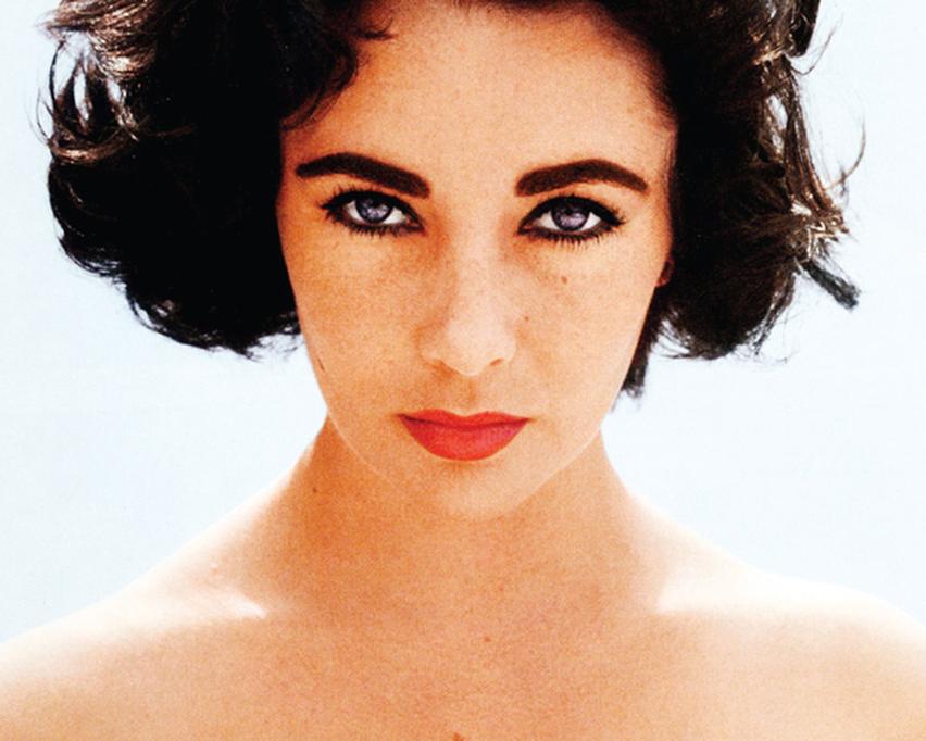 Элизабет Тейлор: знаменитые фиолетовые глаза «королевы Голливуда»