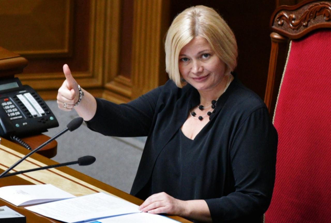 Вице-спикер Верховной рады: Крым на Донбасс менять не будем