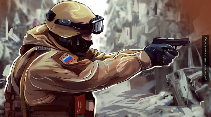 «Стальной спецназ» Путина: страхи и мифы Запада...