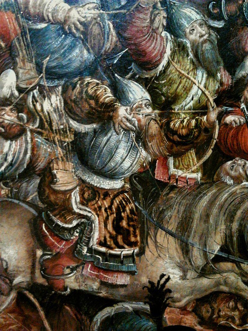 Сколько стоило снарядить сына боярского?