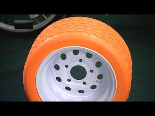 Изготовление полиуретановых шин