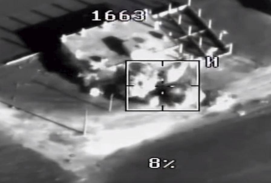 Уничтожены боевики обстреляв…