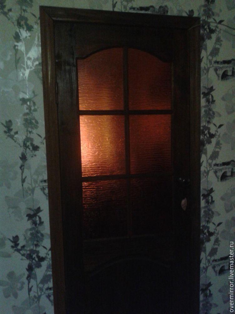 Простой способ сделать межкомнатную дверь ярче и выразительнее