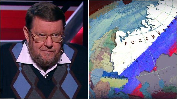 Сатановский преподал урок географии сторонникам интеграции России в Евросоюз