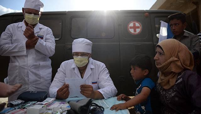 В Псков вернулся из Сирии медицинский отряд ВДВ РФ