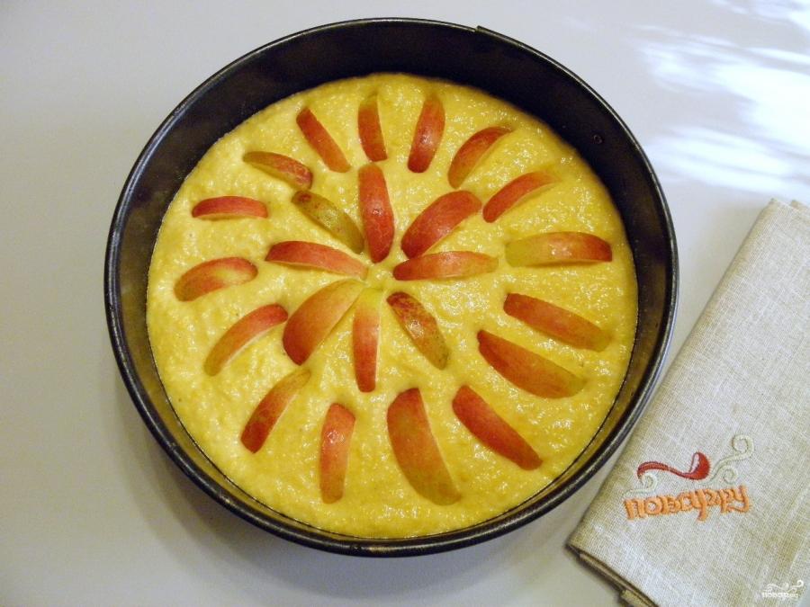 Тыквенный пирог рецепт пошагово с