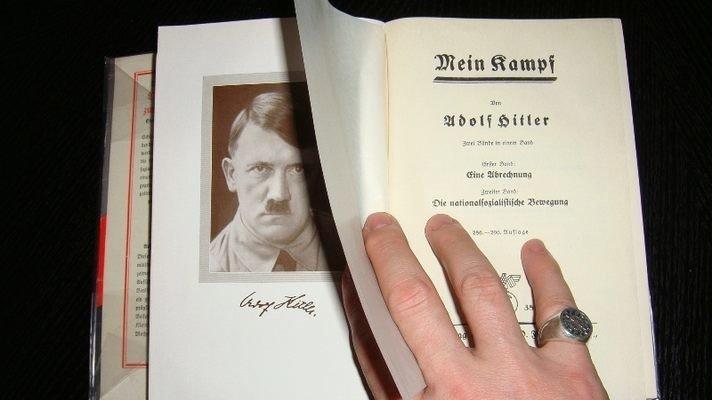В британской школе для мальчиков будут изучать «Майн кампф» Гитлера