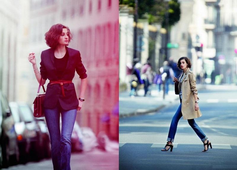 Базовый гардероб во французском стиле: одеваемся, как настоящие парижанки!
